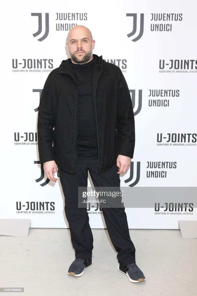 Juventus Undici experience At Milan Design Week 2018 : News Photo