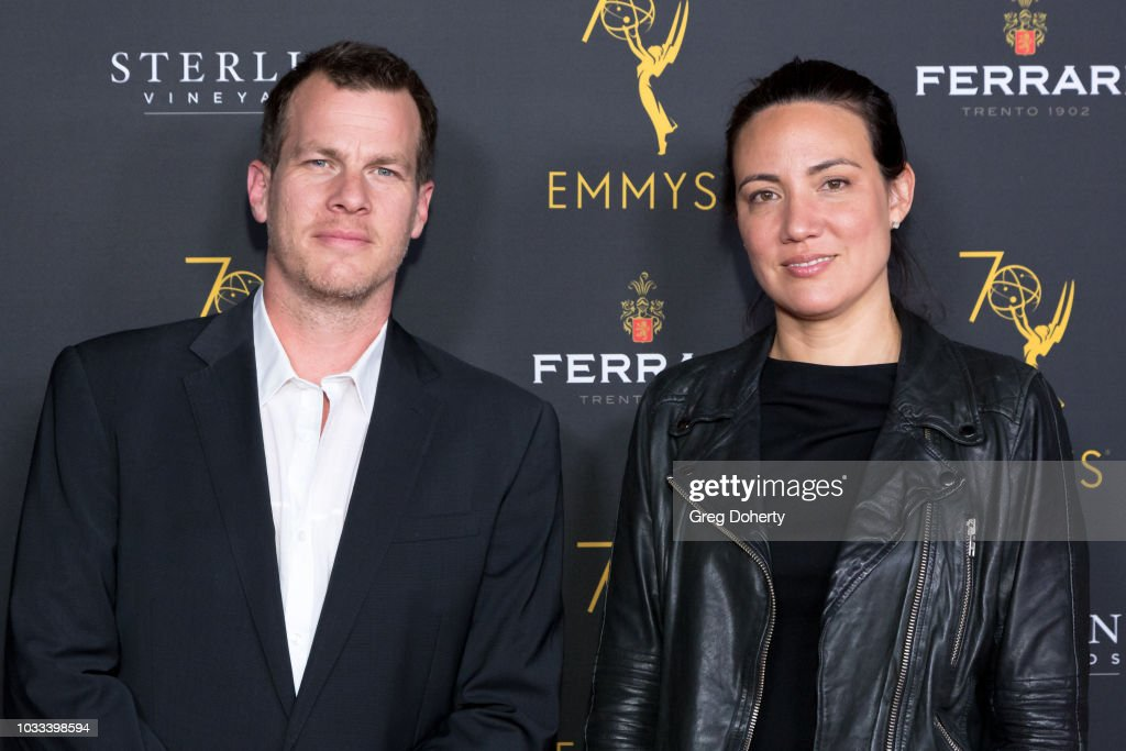 Television Academy Honors Emmy Nominated Producers - Arrivals : News Photo