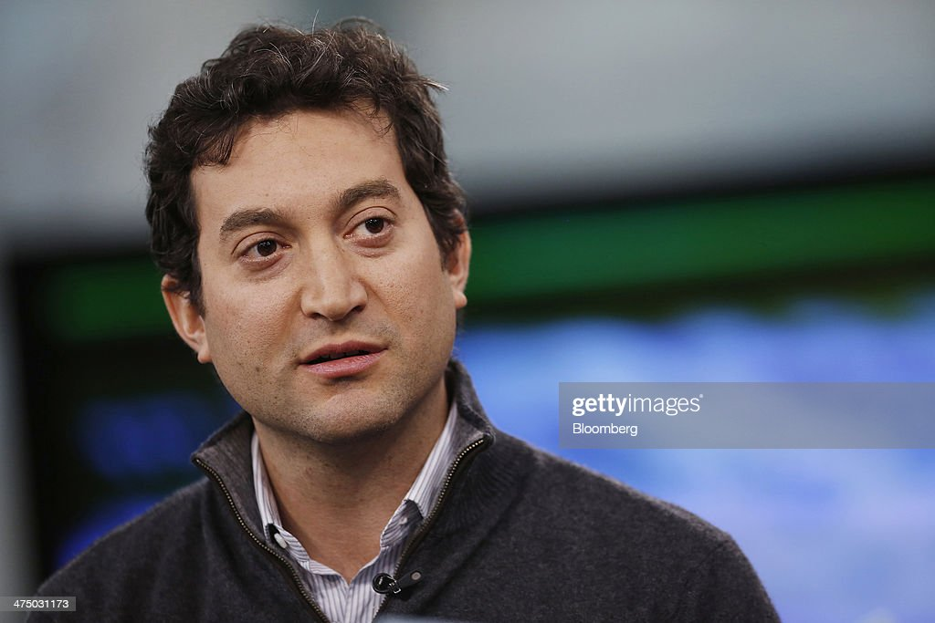 Shutterstock Founder & CEO Jon Oringer Interview : News Photo