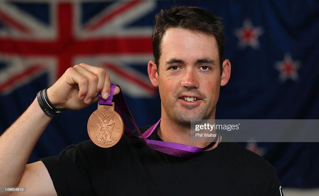 Olympics Day 5 - Around the Games : News Photo