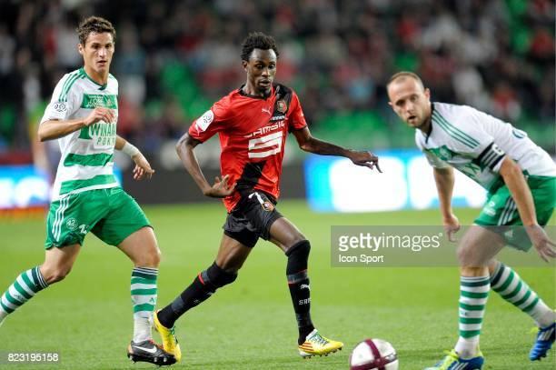 Jonathan PITOIPA Rennes / Saint Etienne 8eme journee de Ligue 1