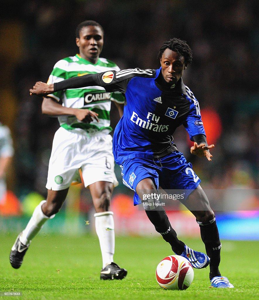 Celtic v Hamburger SV - UEFA Europa League