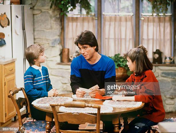 S THE BOSS 'Jonathan Plays Cupid' Season Two 2/11/86 Jonathan feared that Tony and Samantha would leave him