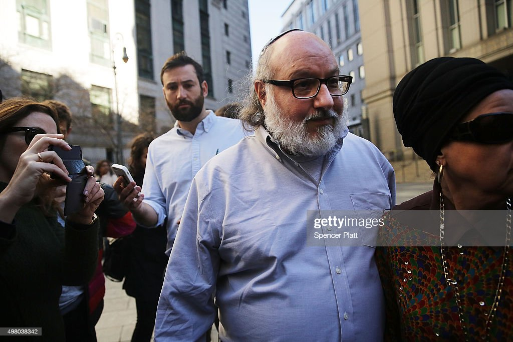 Convicted Spy For Israel Jonathan Pollard Out On Parole : ニュース写真