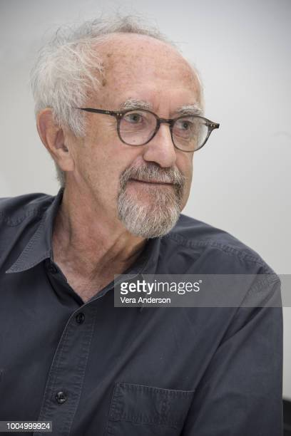 Jonathan Pryce at The Wife Press Conference at the Four Seasons Hotel on July 23 2018 in Beverly Hills California