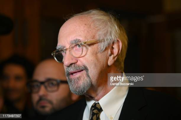 Jonathan Pryce attends a special screening of 'The Two Popes' at the Winter Garden Theatre on September 09 2019 in Toronto Canada