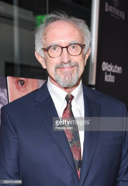 Jonathan Pryce attends Sony Pictures Classics' Los Angeles Premiere of The Wife at Pacific Design Center on July 23 2018 in West Hollywood California
