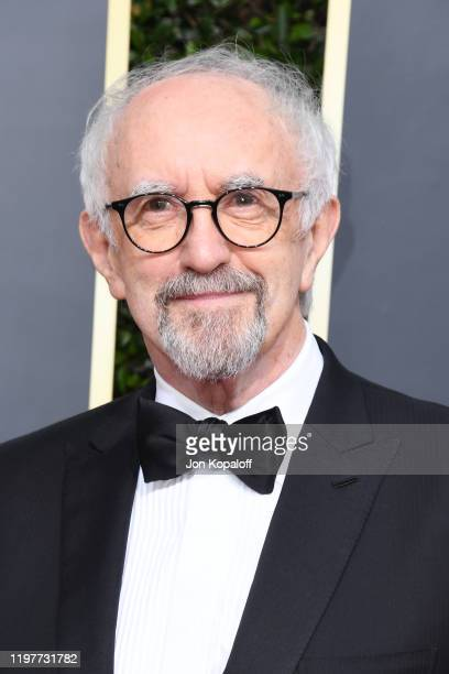 Jonathan Pryce attends the 77th Annual Golden Globe Awards at The Beverly Hilton Hotel on January 05 2020 in Beverly Hills California