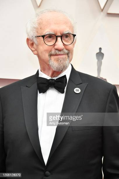 Jonathan Pryce attends the 92nd Annual Academy Awards at Hollywood and Highland on February 09 2020 in Hollywood California