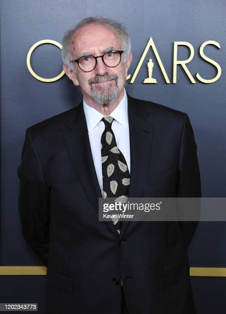 Jonathan Pryce attends the 92nd Oscars Nominees Luncheon on January 27 2020 in Hollywood California