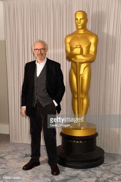 Jonathan Pryce attends the Academy Nominees Reception 2020 at The Biltmore on January 31 2020 in London England
