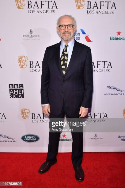 Jonathan Pryce attends The BAFTA Los Angeles Tea Party at Four Seasons Hotel Los Angeles at Beverly Hills on January 04 2020 in Los Angeles California