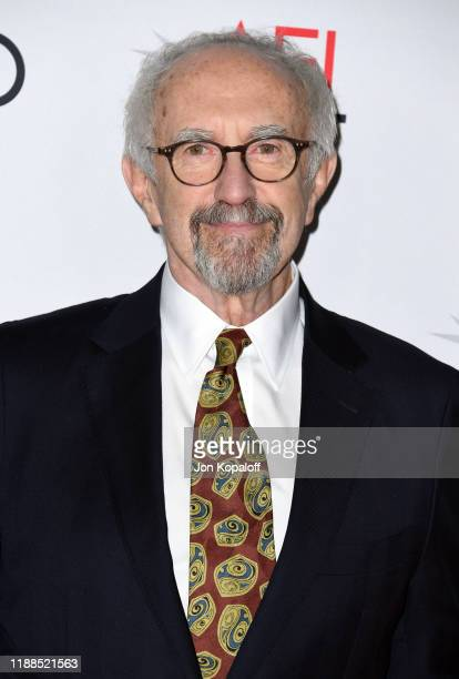 Jonathan Pryce attends The Two Popes premiere during AFI FEST 2019 presented by Audi at TCL Chinese Theatre on November 18 2019 in Hollywood...