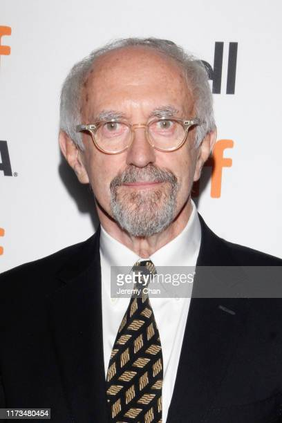 """Jonathan Pryce attends """"The Two Popes"""" premiere during the 2019 Toronto International Film Festival at Winter Garden Theatre on September 09, 2019 in..."""