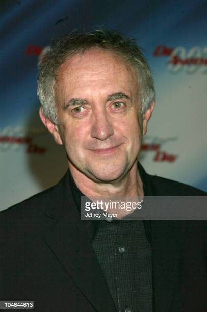 Jonathan Pryce during Die Another Day Los Angeles Premiere at Shrine Auditorium in Los Angeles California United States