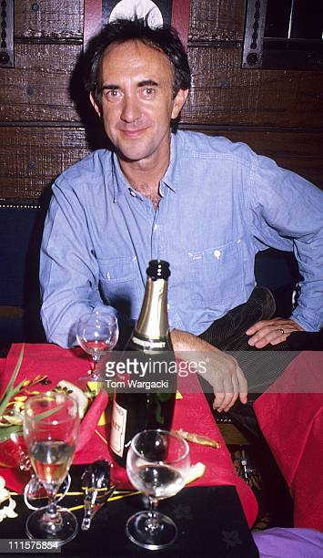 Jonathan Pryce during Jonathan Pryce at The First Anniversary Party for musical Miss Saigon September 25 1990 in London Great Britain