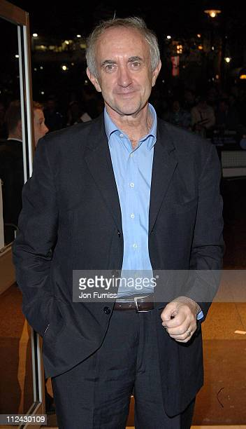 Jonathan Pryce during The Times BFI 49th London Film Festival The Brothers Grimm at Odeon in London Great Britain