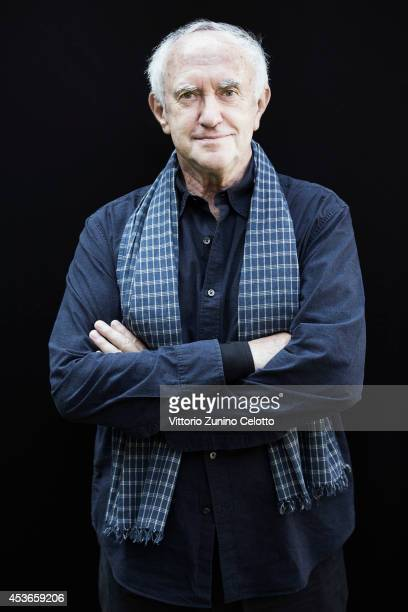 Jonathan Pryce poses for a portrait at the 67th Locarno Film Festival on August 9 2014 in Locarno Switzerland