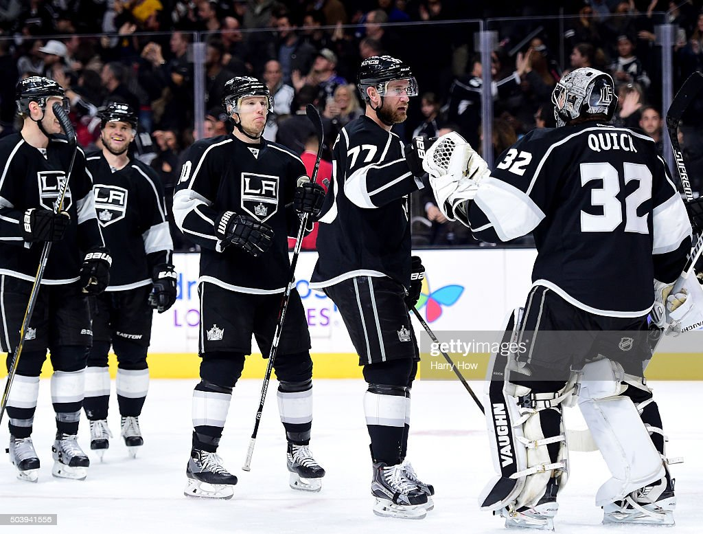Toronto Maple Leafs v Los Angeles Kings : News Photo