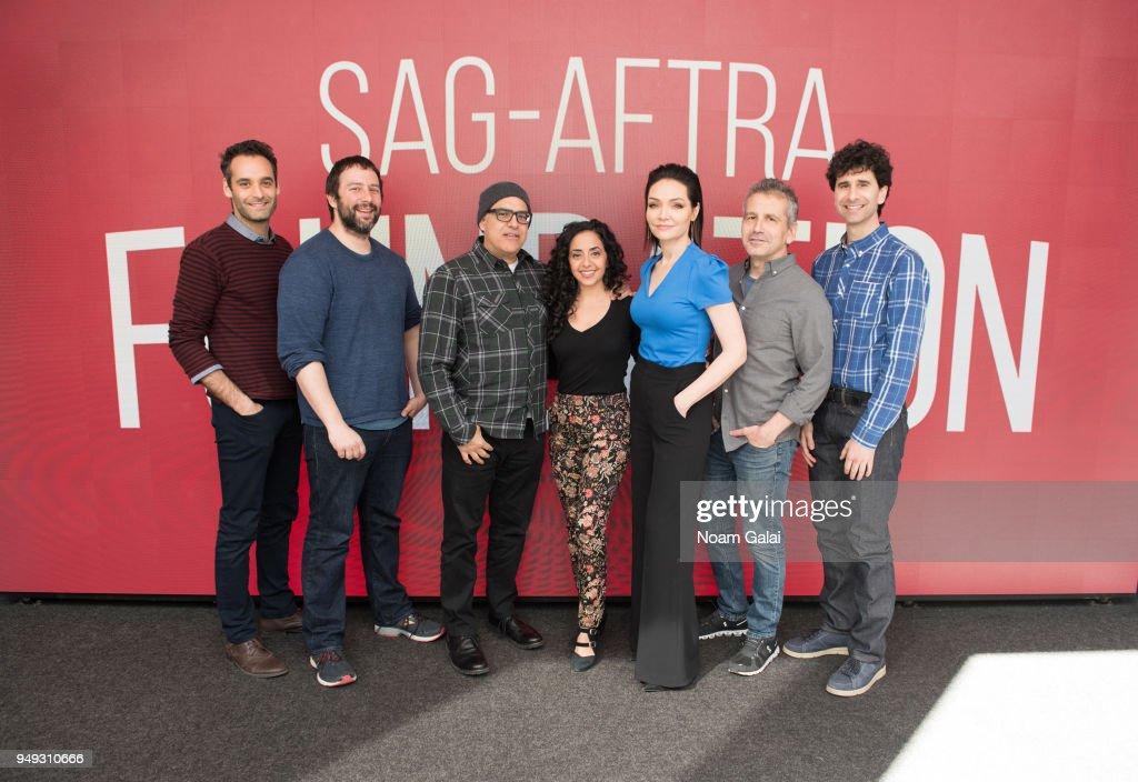 """SAG-AFTRA Foundation Conversations: """"The Band's Visit"""" : Photo d'actualité"""