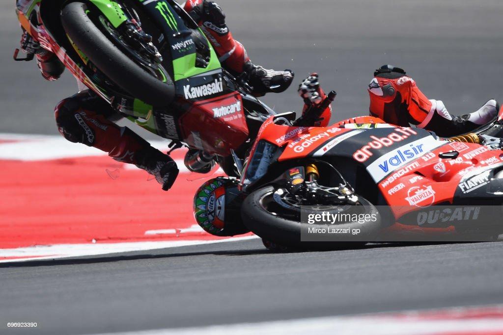 FIM Superbike World Championship - Race 1
