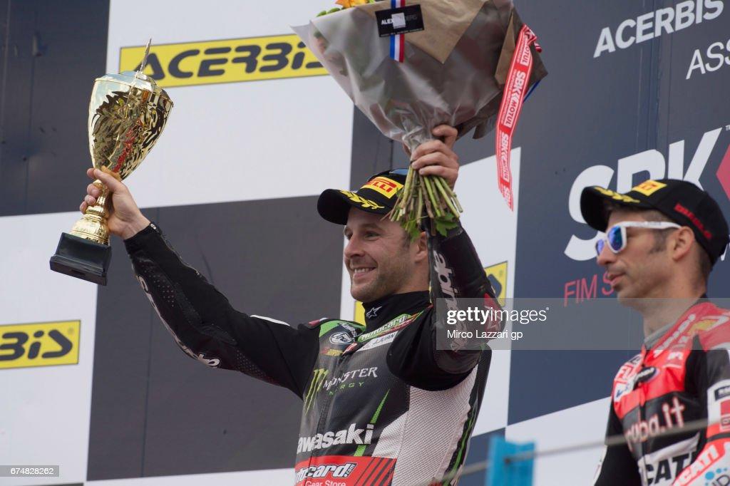 FIM World Superbike Championship Assen - Race 1
