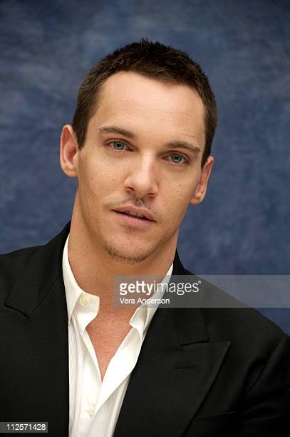 Jonathan Rhys Meyers at 'The Tudors' Press Conference at The Four Seasons on May 4 2010 in Beverly Hills California