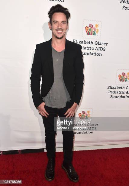 Jonathan Rhys Meyers attends the Elizabeth Glaser Pediatric Aids Foundation's 30th Anniversary A Time For Heroes Family Festival at Smashbox Studios...
