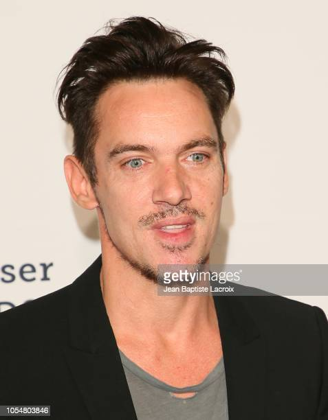Jonathan Rhys Meyers attends the Elizabeth Glaser Pediatric Aids Foundation's 30th Anniversary 'A Time for Heroes' Family Festival held at Smashbox...