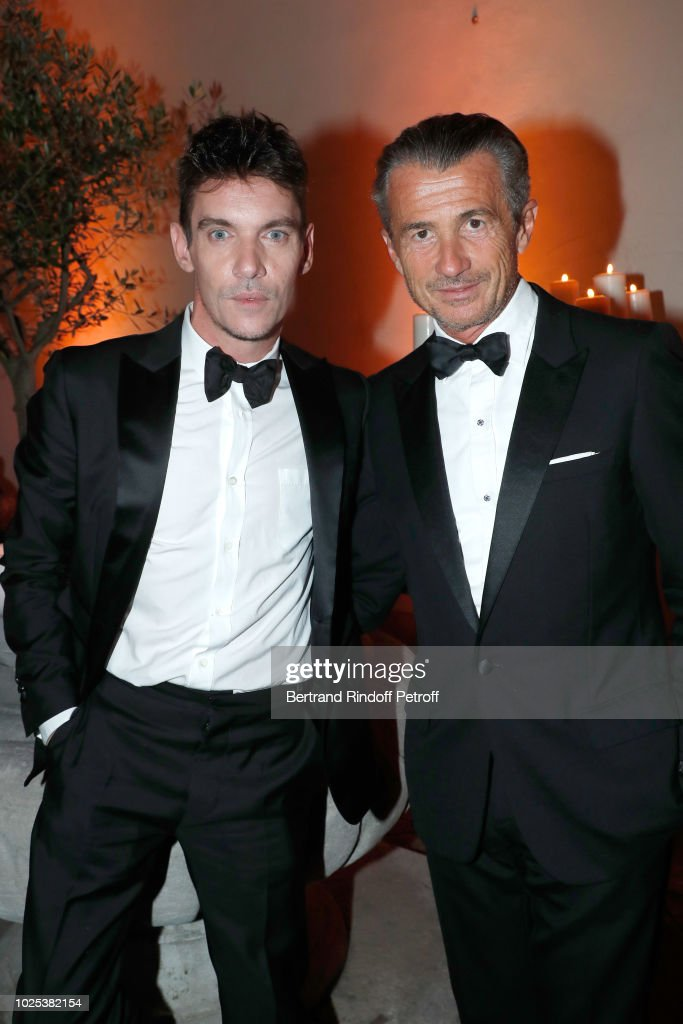 Celebrazione Party By Chopard and Generali To Honor The 75th Venice Film Festival In Venice : Photo d'actualité