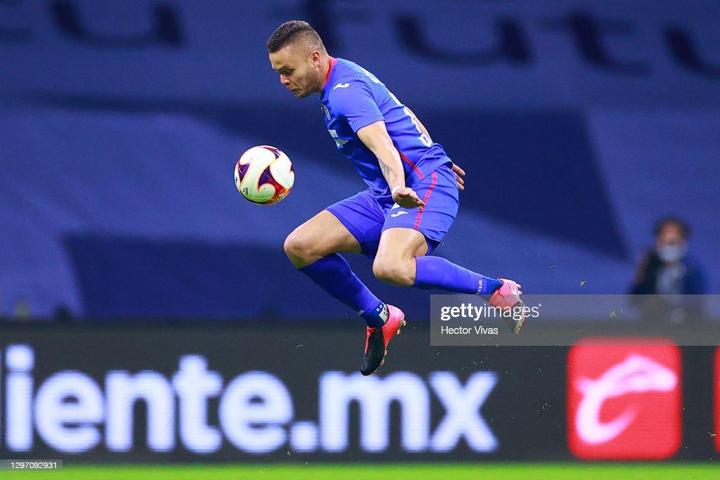 Cruz Azul v Puebla - Torneo Guard1anes 2021 Liga MX : News Photo