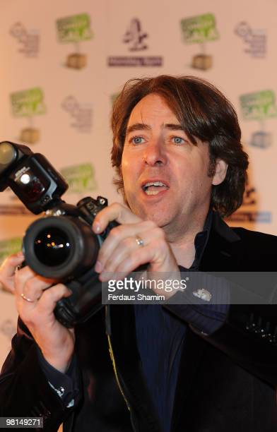 Jonathan Ross attends the Channel 4 Comedy Gala in aid of Great Ormond Street at 02 Arena on March 30, 2010 in London, England.