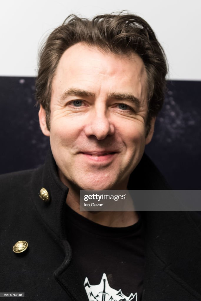 Jonathan Ross attends the 'GET OUT' Special Screening at the Soho Hotel on March 13, 2017 in London, England.