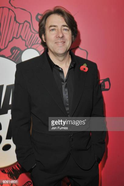 Jonathan Ross attends the Music Industry Trusts' Awards at The Grosvenor House Hotel on November 2 2009 in London England