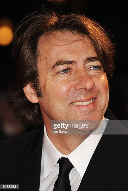 Jonathan Ross attends the World Premiere of Fantastic Mr Fox and the Opening Gala ofThe Times BFI London Film Festival at the Odeon Leicester Square...