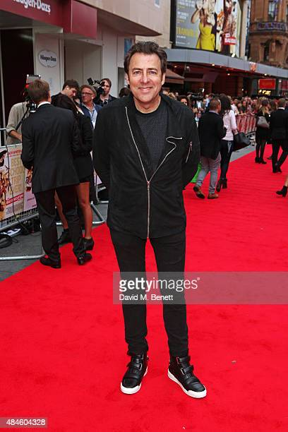 Jonathan Ross attends the World Premiere of 'The Bad Education Movie' at Vue West End on August 20 2015 in London England
