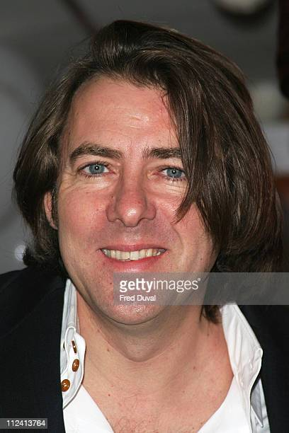 Jonathan Ross judge of award during The Hamleys Prize For The Best Toy 2005 at Hamley's Toy Shop in London in London United Kingdom