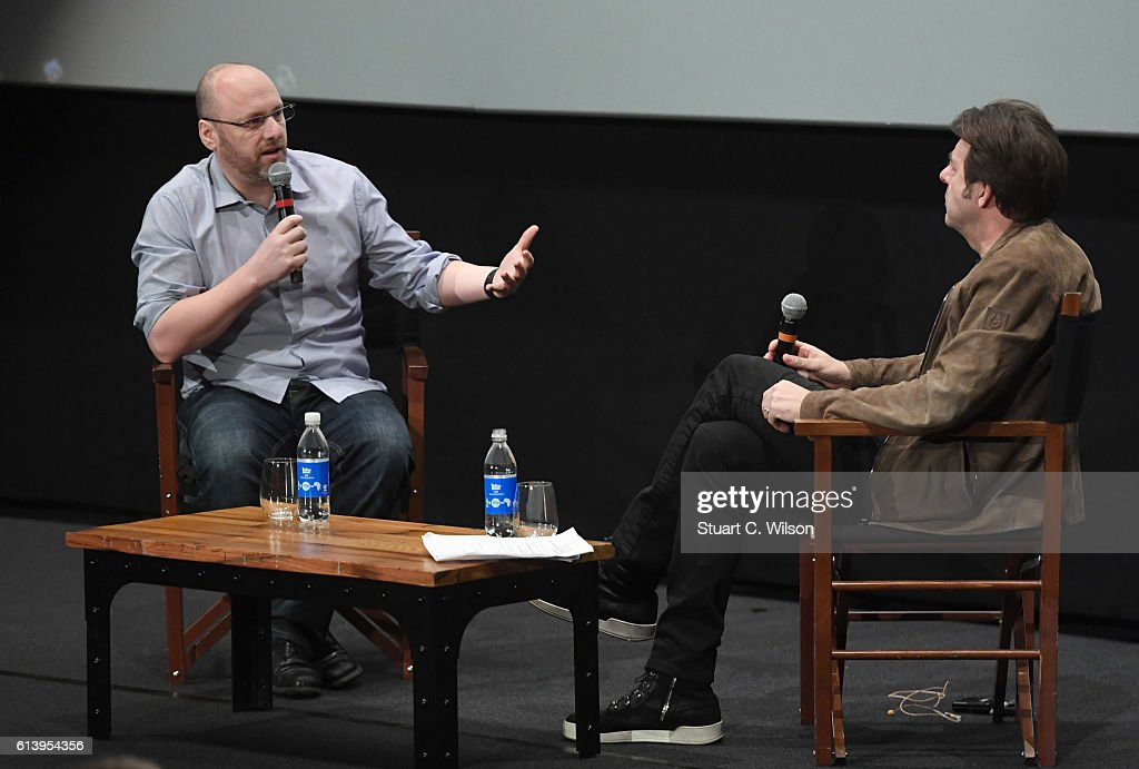GBR: LFF Connects Games: David Cage - 60th BFI London Film Festival