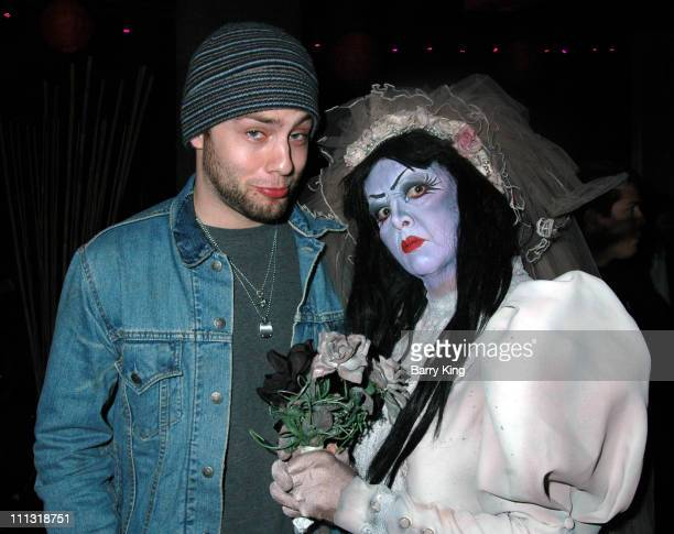 Jonathan Sadowski during Columbia Pictures The Grudge 2 Premiere After Party at Knott's Scary Farm in Buena Park California United States
