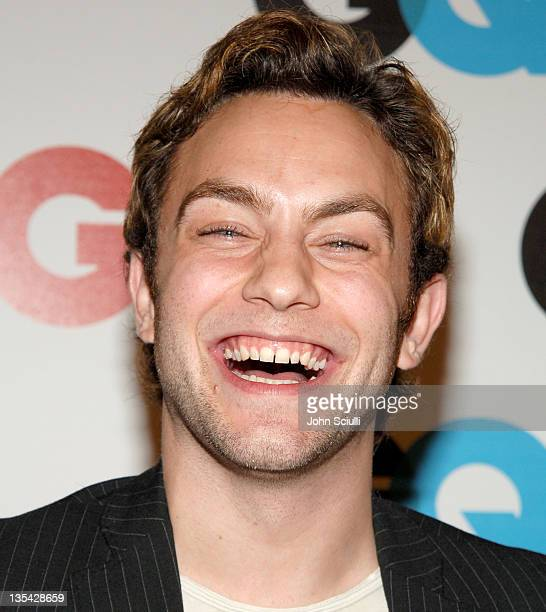 Jonathan Sadowski during GQ Magazine Celebrates the 2005 Men of the Year Arrivals at Mr Chow in Beverly Hills California United States