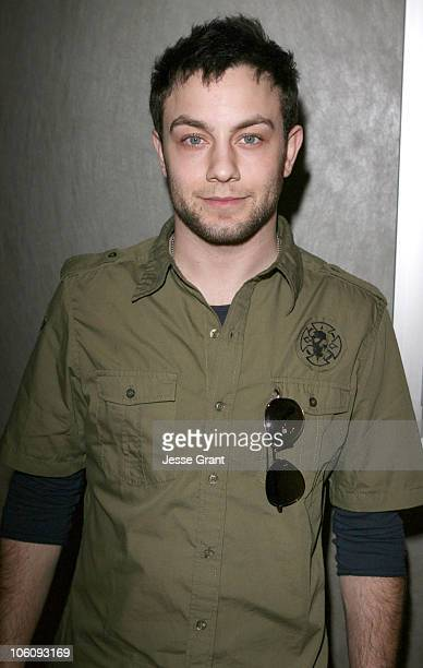 Jonathan Sadowski during Thief Los Angeles Premiere Red Carpet in Los Angeles California United States