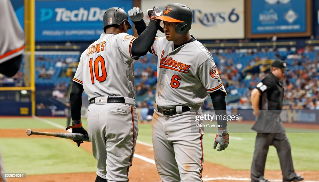 Baltimore Orioles v Tampa Bay Rays : News Photo