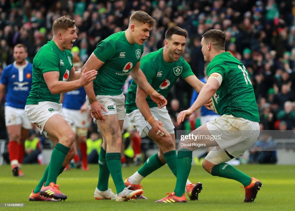 Ireland v France - Guinness Six Nations : News Photo