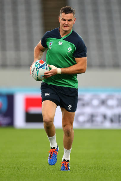JPN: Ireland Captain's Run & Press Conference