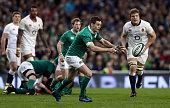 dublin ireland jonathan sexton ireland passes
