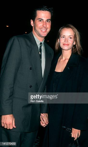Jonathan Silverman and Anna Lee at the Governors Arts Awards Benefiting California State Summer School of Arts Beverly Wilshire Hotel Beverly Hills