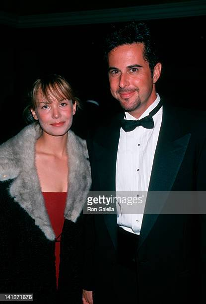 Jonathan Silverman and Anna Lee at the One Giant Leap for Humanity Benefit Honoring Gladys Knight Griffith Park Los Angeles