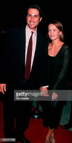 Jonathan Silverman and Anna Lee at the Premiere of 'Only You' Academy Theater Beverly Hills