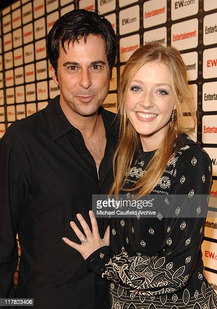 Jonathan Silverman and Jennifer Finnigan during Entertainment Weekly Magazine Celebrates The 2006 Photo Issue at Quixote Studio in Hollywood...