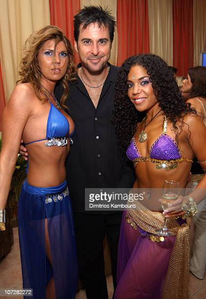 Jonathan Silverman and models during BETonSPORTS Inaugurates VIP Club with a Grand Opening in Costa Rica Featuring Carmen Electra and The Pussycat...